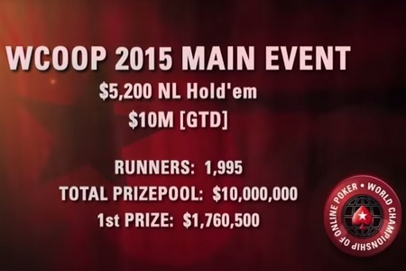 wcoop main event 450