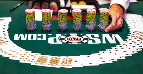 WSOP cartas