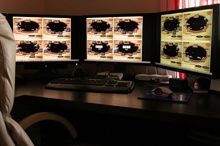poker online setup 450