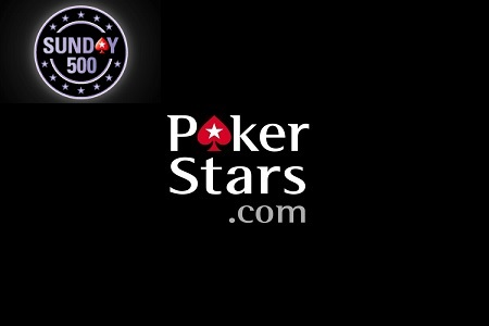pokerstars sunday 500