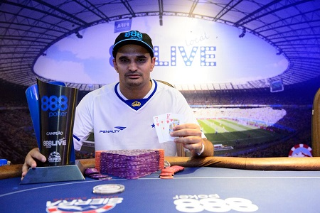 Jorge Augusto Bié - campeão