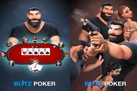 blitz poker
