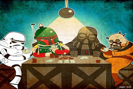 star wars poker