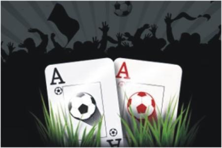 Futebol e poker