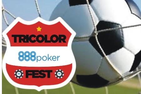 Tricolor 888poker Fest