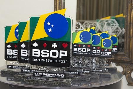 BSOP Troféus