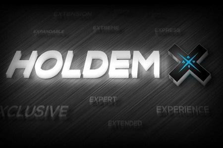 HoldemX logo