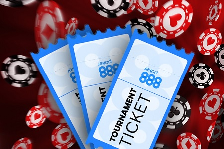 888poker ticket 450