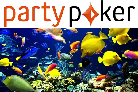 aquario party poker 450