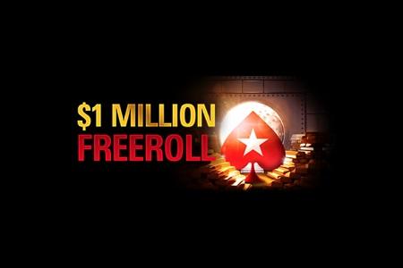 freeroll pokerstars 1 milhão 450