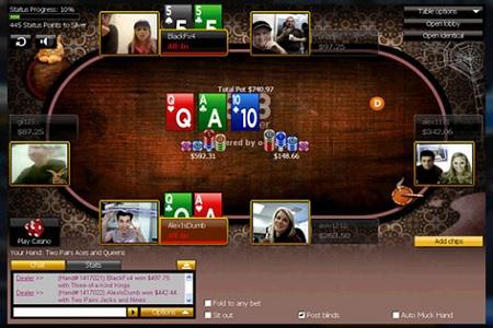 poker cam 888poker 450