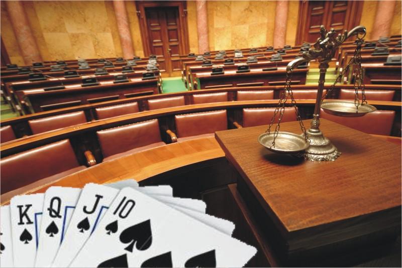 poker legal
