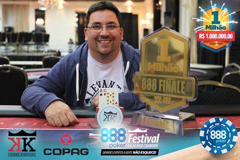 888 finale campeão