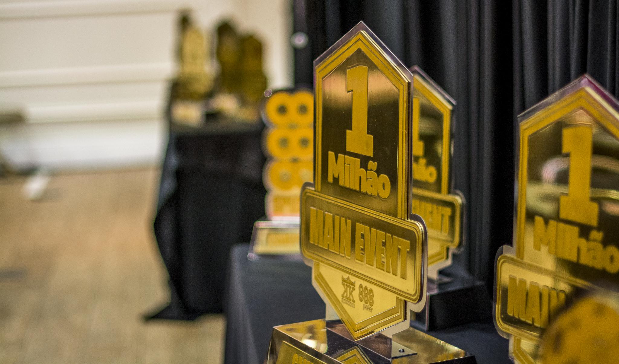troféus 888festival