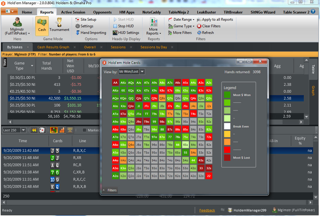 holdem manager 2 heat mapholdem manager 2 heat map