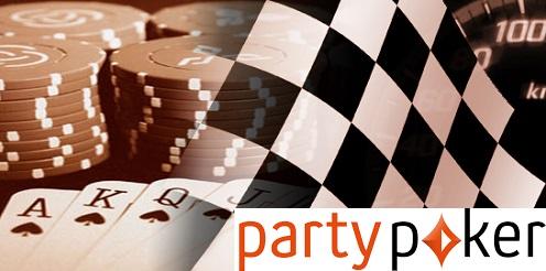 corrida partypoker fb