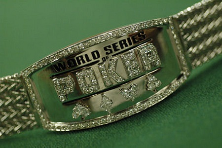 wsop bracelete