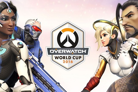 Overwatch cup