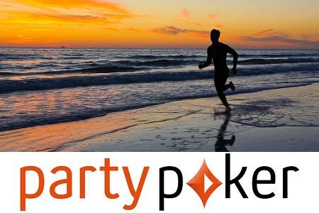 corrida party poker