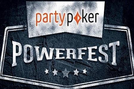 powerfest partypoker 450