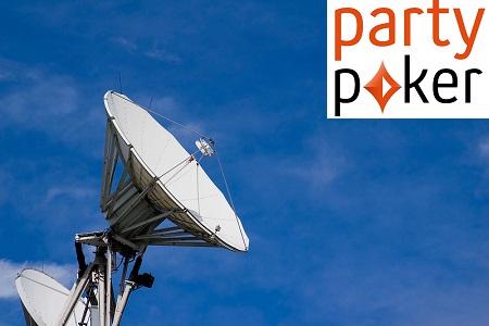 satelite partypoker