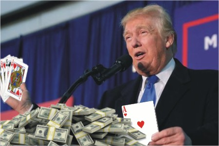 Donald Trump Poker