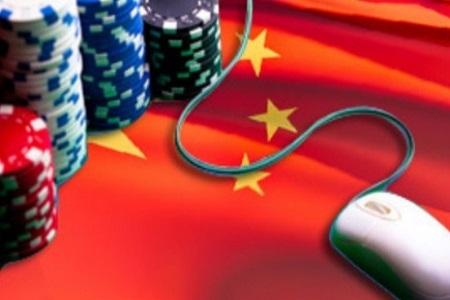 apostas china