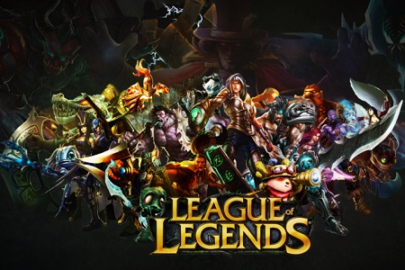 como jogar league of legends
