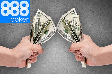 888poker bonus 450