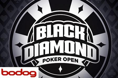 black diamond poker open 450