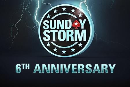 sunday storm especial 450