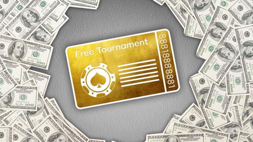 ticket torneio 888