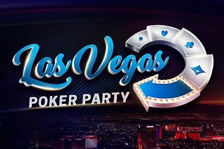 las vegas poker party