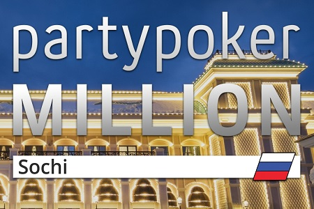 partypoker million sochi 450