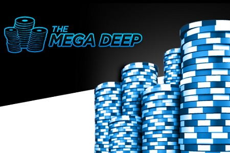 mega deep 888poker 450