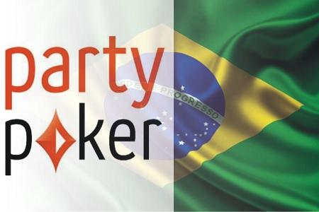 partypoker brasil 450