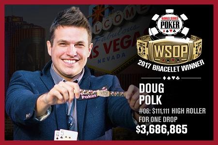Doug Polk High Roller for One Drop