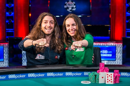 Liv Boeree e Igor Kurganov Tag Team