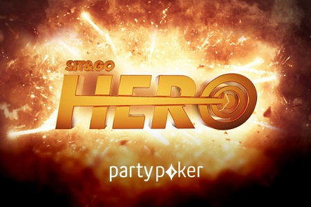 sit go hero partypoker 450