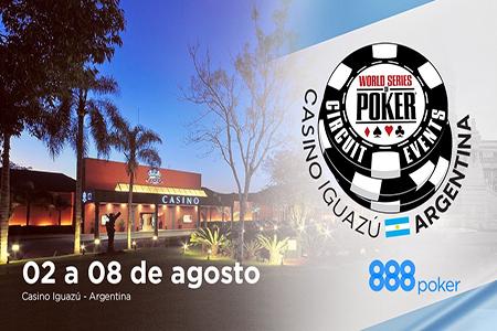 wsop circuit argentina 450