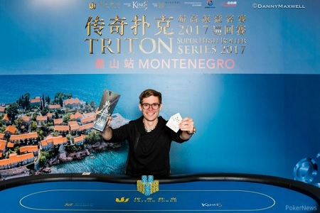 fedor holz triton super high roller montenegro 450