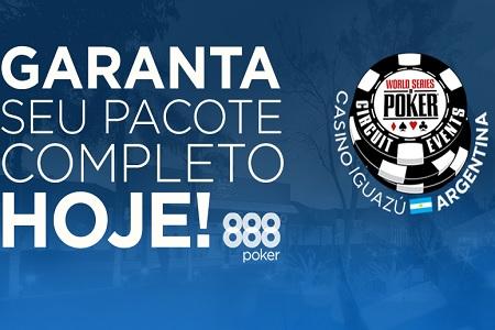 satélite wsop argentina 888poker 450