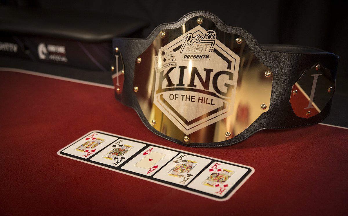 king of the hill cinturão