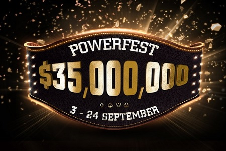 powerfest partypoker 450