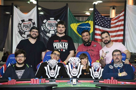 FT SUPER HIGH ROLLER WSOP BRASIL 450