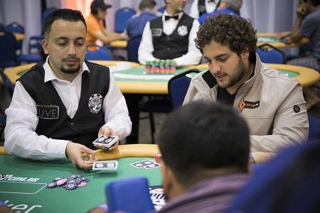 João Simão Super High Roller WSOP Brasil 450