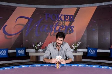 Nick Schulman Poker Masters