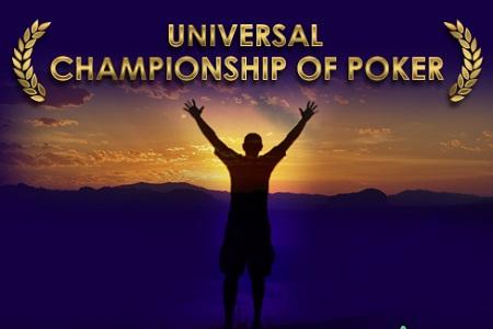 universal championship of poker 450