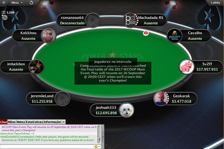 wcoop main event mesa final cavalito machadadars