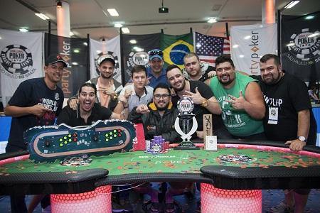 Andrew Kuster WSOP Circuit Brazil